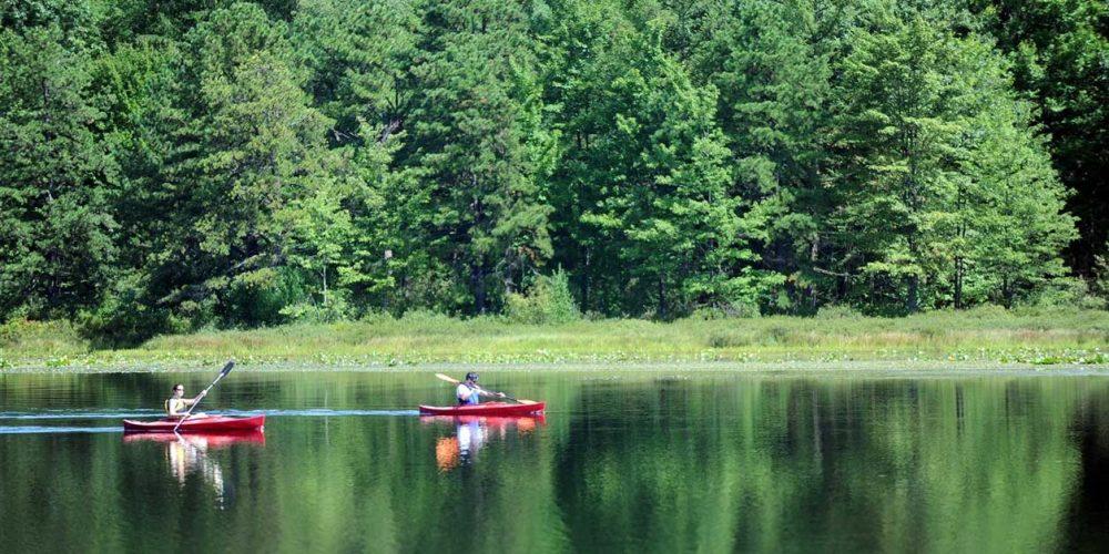 Kayaker's-on-Black-Moshannon-State-Park
